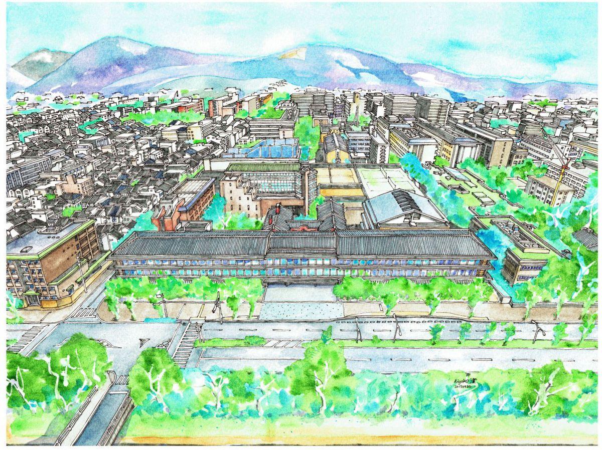 京都大学稲盛財団記念館
