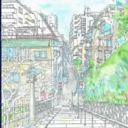 yushima, tokyo
