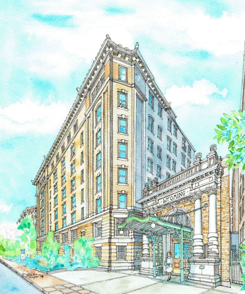 Wyoming Apartments, Washington DC