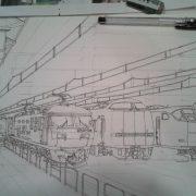 kyoto station trains