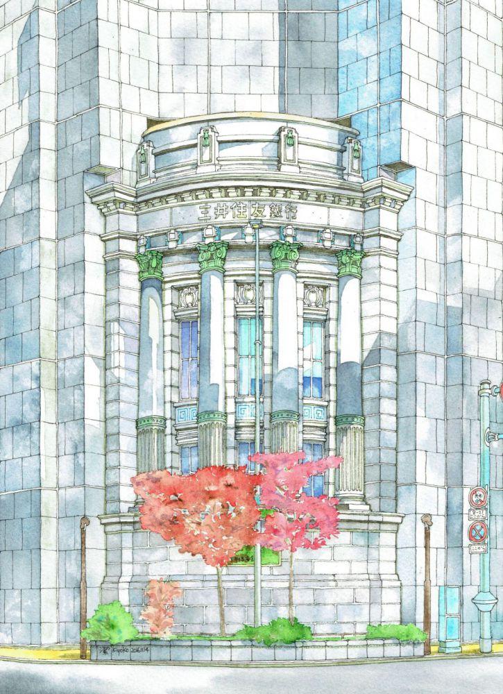 旧三井銀行 (四条烏丸)
