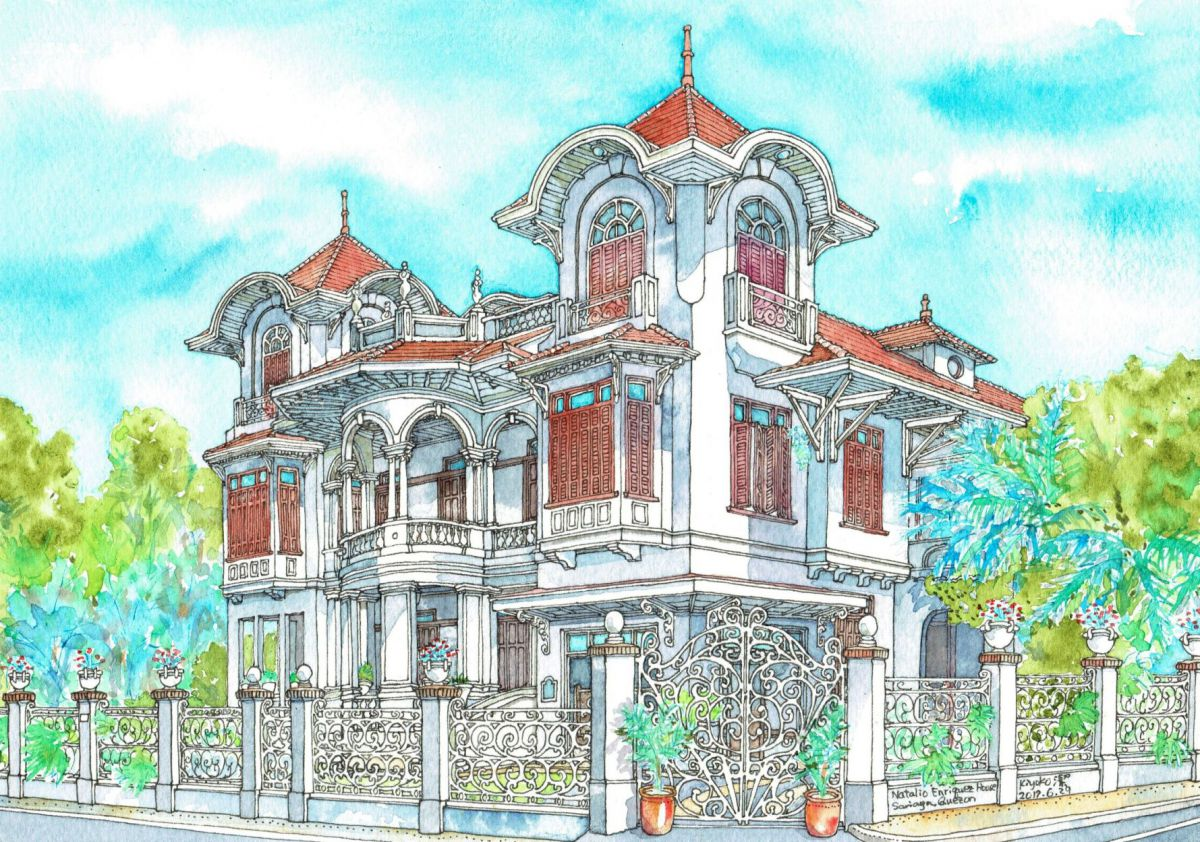 Natalio Enriquez House