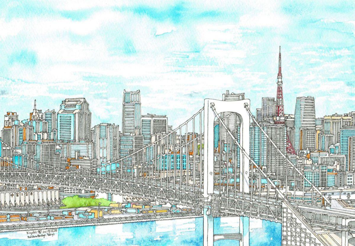 レインボーブリッジ/東京港連絡橋
